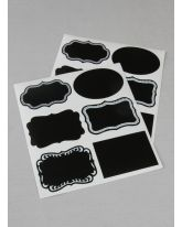 Chalkboard Sticker Set