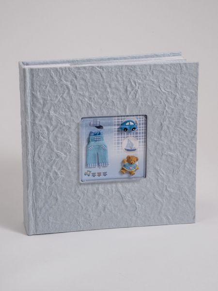 Blue Jumper Photo Album
