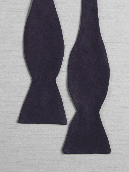 Linen Look Bow Tie