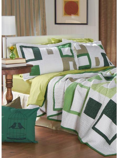 Green Quilt