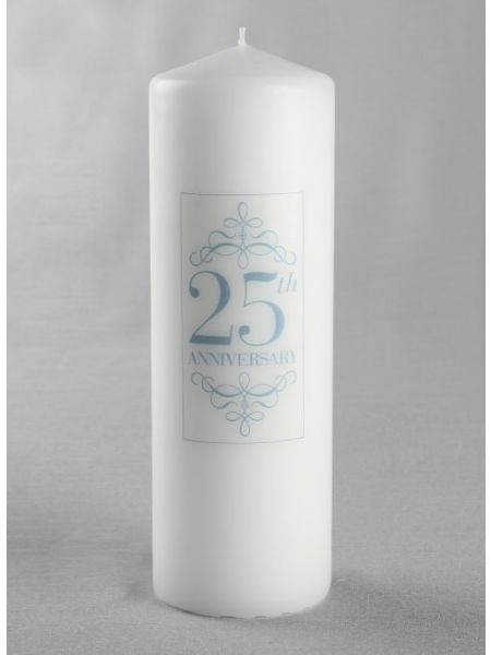 25th Anniversary Pillar