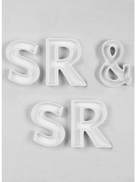 SR & SR Stoneware Dish Set