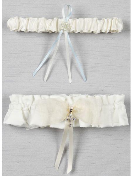 Grace Collection Garter Set