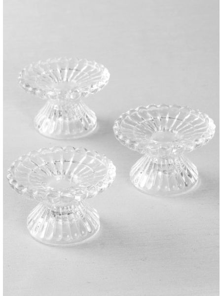 Glass Unity Holder, 3pc