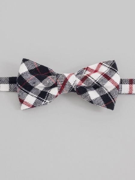 Plaid Pre-Tied Bow Tie