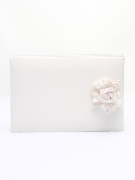 Amour Guest Book_Ivory