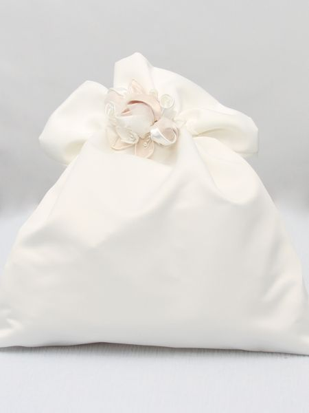 Amour Collection Money Bag_Ivory