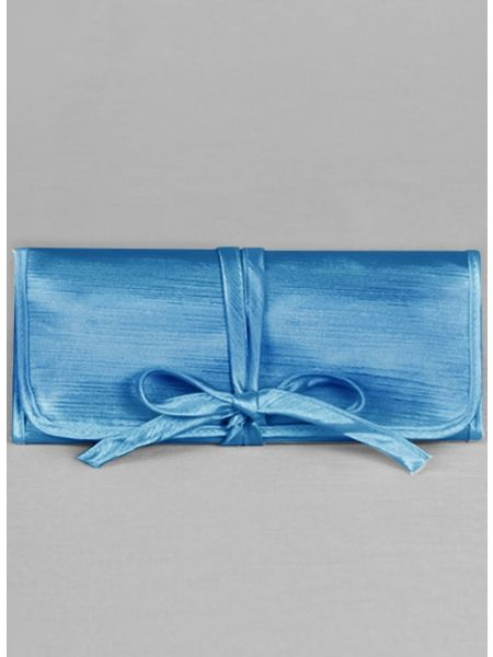 Jewelry Roll, Turquoise