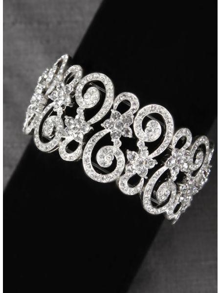 Scroll Bracelet