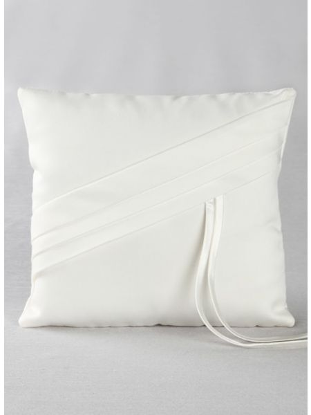 Audrey Ring Pillow-Ivory