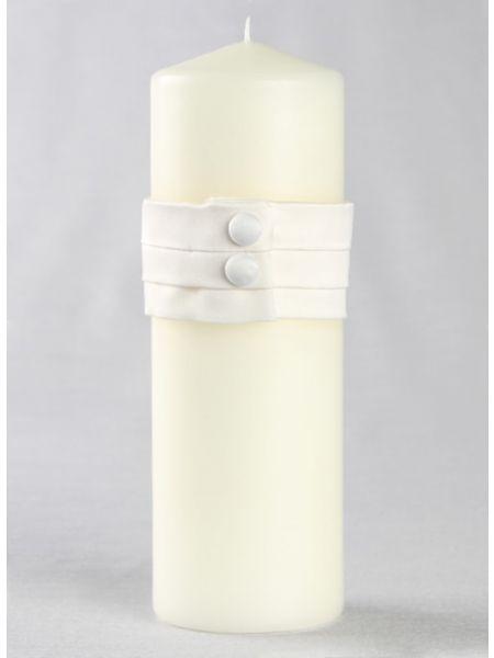 Audrey Unity Candle-Ivory