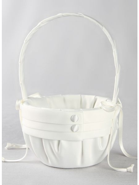 Audrey Flower Girl Basket