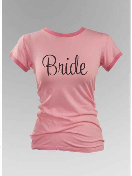 Bridesmaid Rhinestone T-Shirt