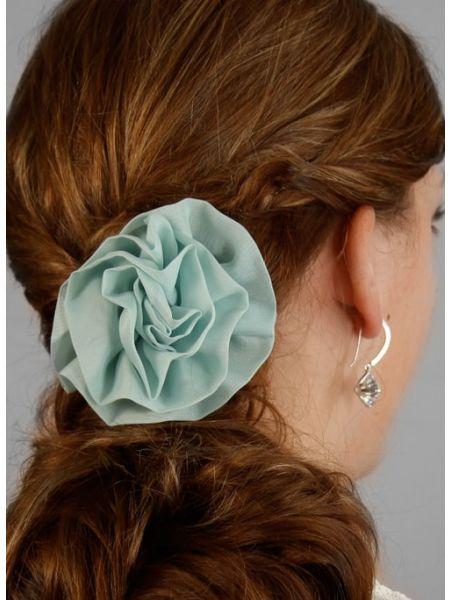 Chelsea Hair Piece-Seaglass