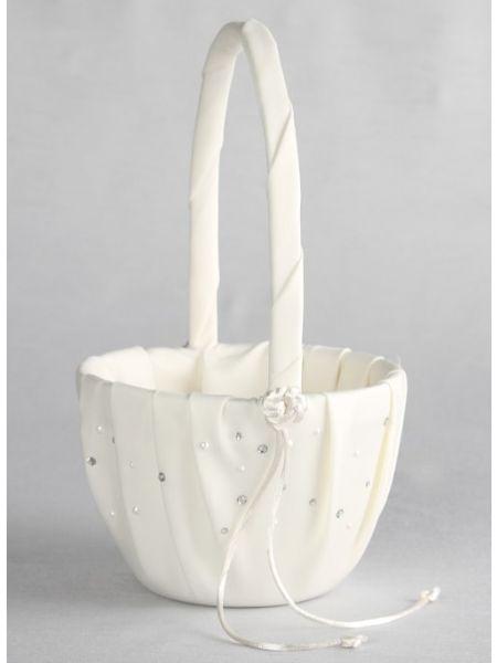 Celebrity Flower Girl Basket