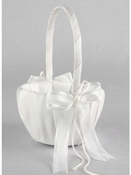 Simplicity Flower Girl Basket