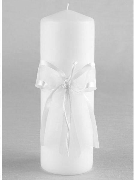 Simplicity Pillar Candle