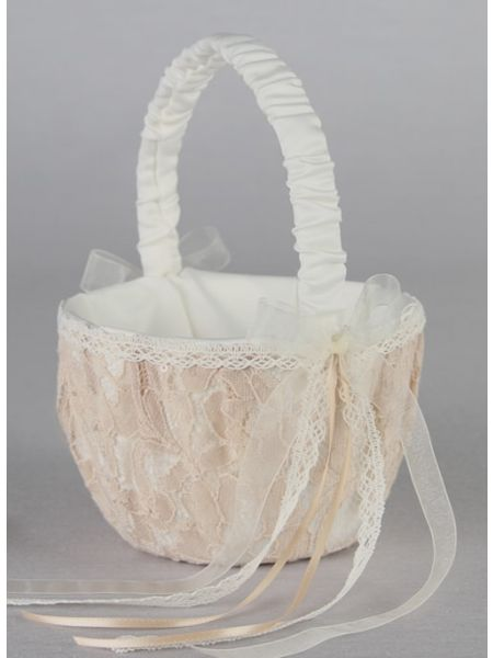 Adelaide Flower Girl Basket