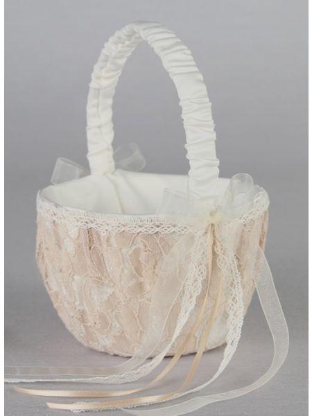 Adelaide Flower Girl Basket