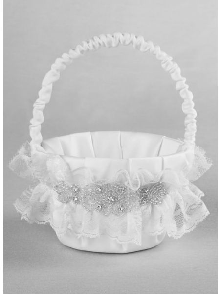 Cecilia Flower Girl Basket
