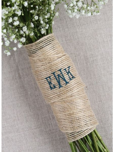 Jute  Bouquet Wrap
