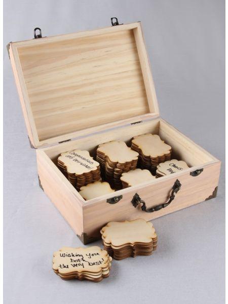Guest Book Box