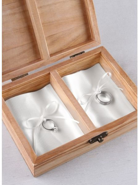 Satin Ring Bearer Box Inserts