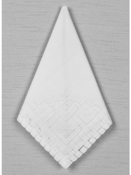 Art Deco Handkerchief