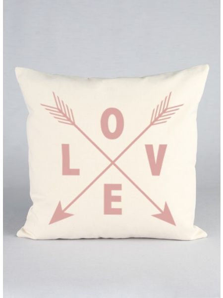 LOVE Canvas Decor Pillow
