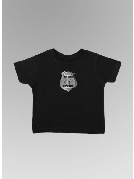 Security Ring Bearer Toddler Tee