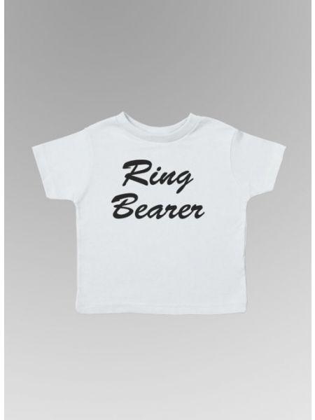 Ring Bearer Toddler Tee