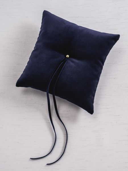 Velvet Ring Pillow