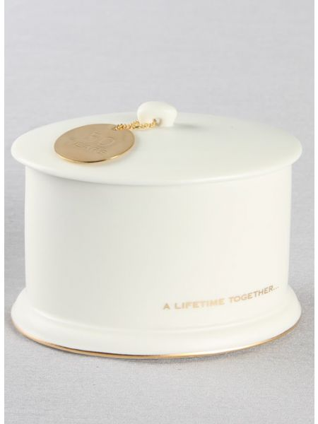 50th Anniversary Trinket Box