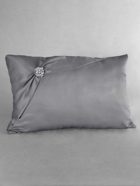 Garbo Kneeling Pillow-Platinum