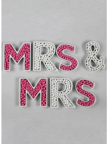 Mrs & Mrs Stoneware Dish Set