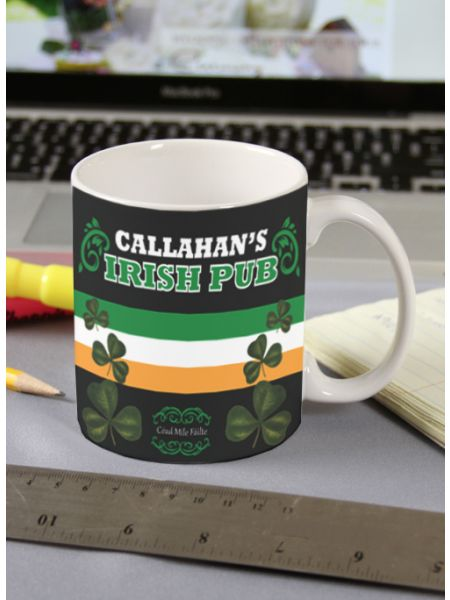 Irish Pub Mug