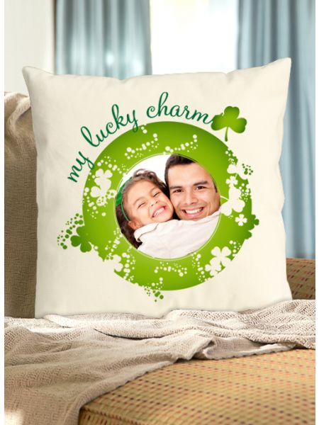 My Lucky Charm Pillow