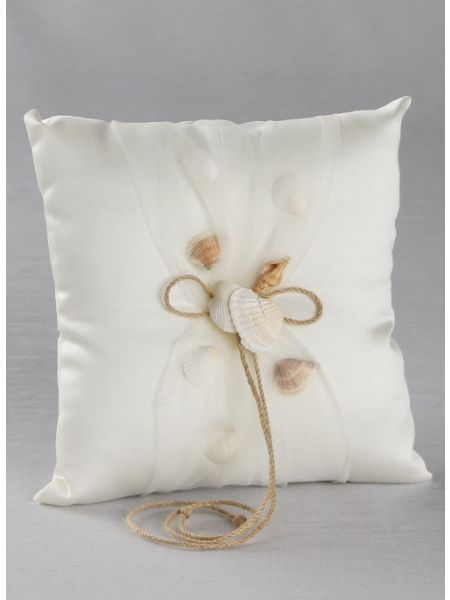 Seashore Ring Pillow