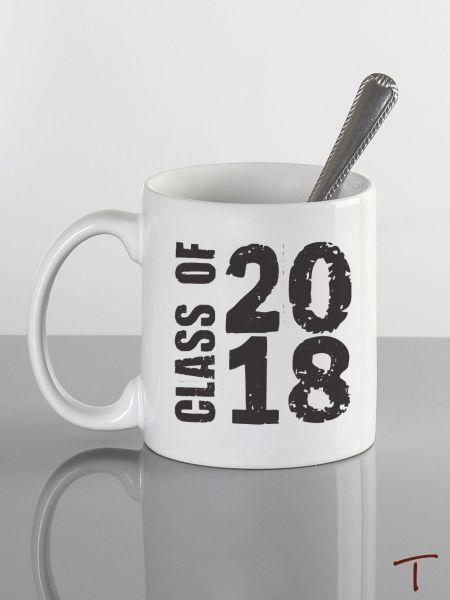 Class of... Ceramic Mug