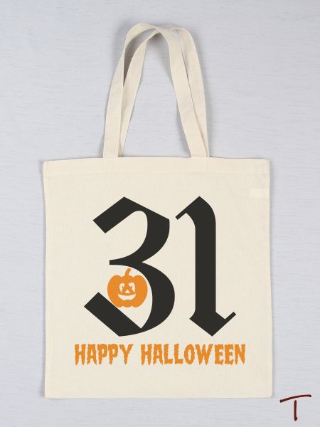 Tenereze Exclusive | Halloween Day Tote Bag