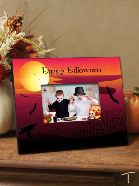 Tenereze Exclusive | Halloween Bats Frame