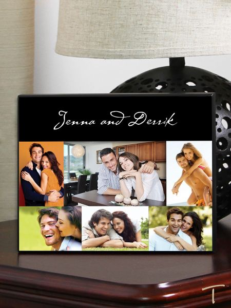 Tenereze Exclusive | Colored Photo Collage Frame