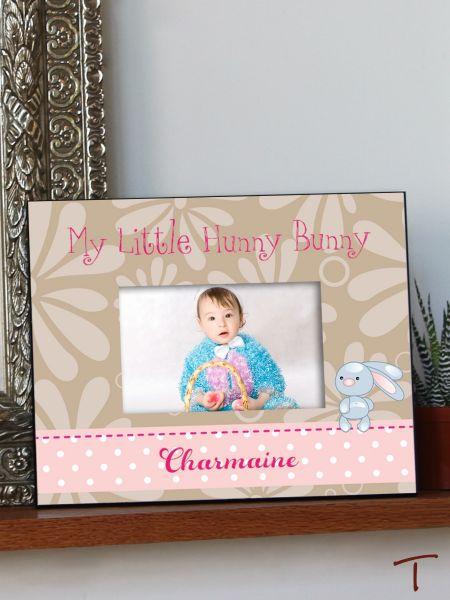 Tenereze Exclusive | Hunny Bunny Easter Frame