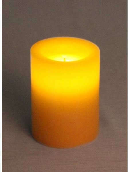 Apple Cinnamon Fragrance LED Candle