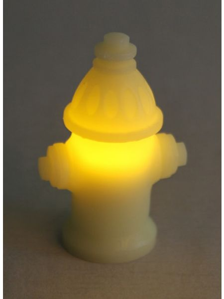 Fire Hydrant LED Candle