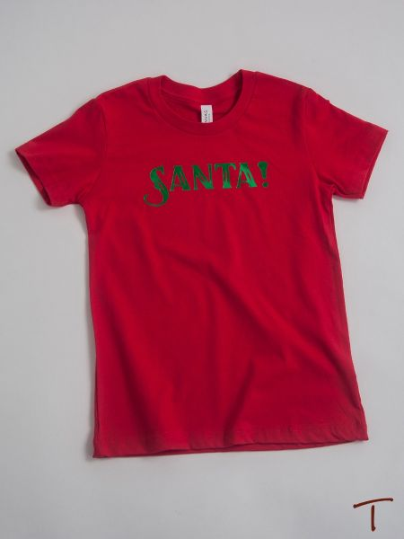 Tenereze Exclusive - Santa! Youth Tee