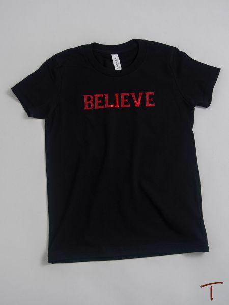 Tenereze Exclusive - Believe Youth Tee