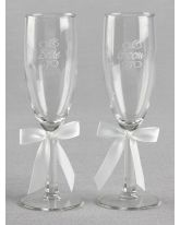 Toasting Flutes Set