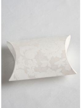 White Favor Packet