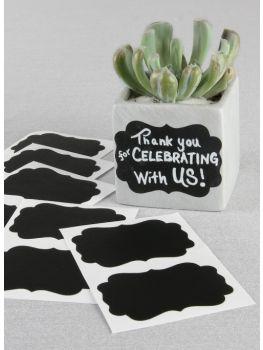 Chalkboard Stickers